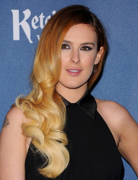 Rumer Willis Beauty