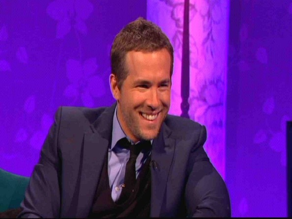 Ryan Reynolds Chats with Alan Carr 2