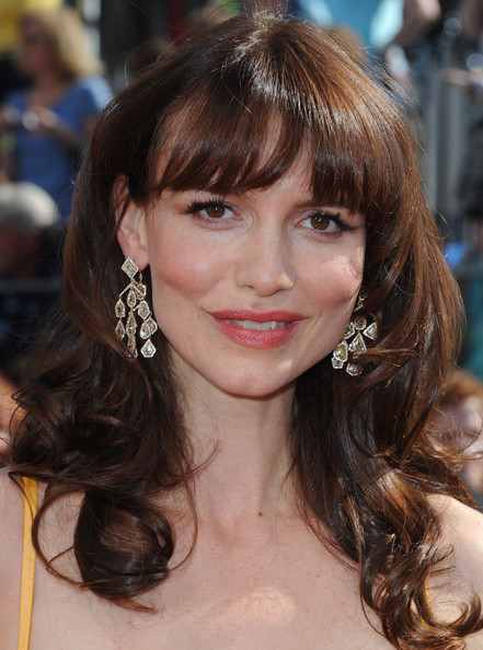 Saffron Burrows Diamond Chandelier Earrings
