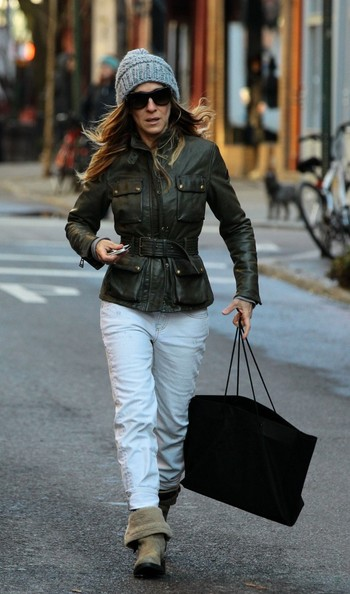 Sarah Jessica Parker Oversized Shopper Bag