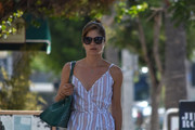 Selma Blair Wrap Dress