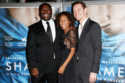 Michael Fassbender and Nicole Beharie Photo