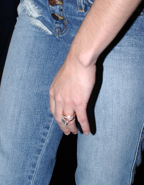 Shannen Doherty Engagement Ring