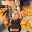 Pants-Free Pumpkin Patch