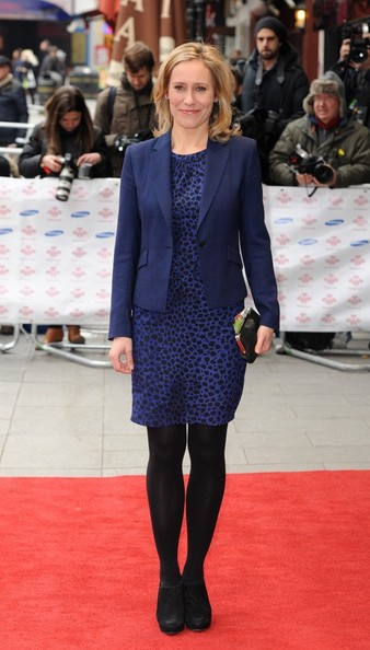 Sophie Raworth Print Dress
