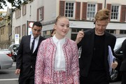 Sophie Turner Skirt Suit