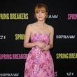 Bella Thorne at the 'Spring Breakers' Premiere in Hollywood