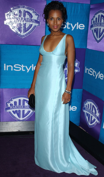Kerry Washington as Cinderella