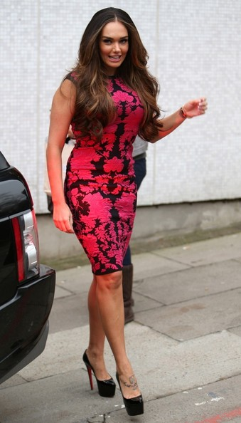 More Pics of Tamara Ecclestone Cocktail Dress (1 of 14) - Tamara Ecclestone Lookbook - StyleBistro