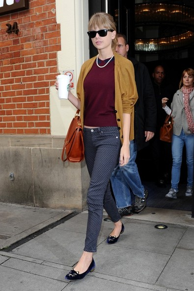 Taylor Swift Skinny Jeans