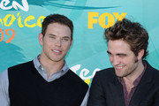 Kellan Lutz and Robert Pattinson Photo