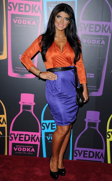 Teresa Giudice Cocktail Dress