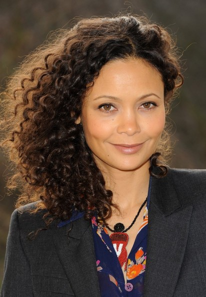 Thandie Newton Medium Curls
