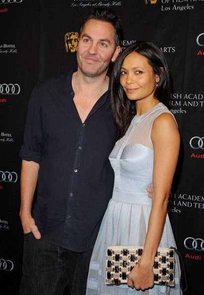 Thandiwe Newton Gemstone Inlaid Clutch [photo,joint,smile,hairstyle,shoulder,white,muscle,black,fashion,sleeve,style,thandie newton,axelle woussen,tea party,job,fashion,los angeles,ca,four seasons hotel,bafta,thandiwe newton,fashion,little black dress,actor,gemstone,carpet,clothing,dos gardenias stein square neck bralette bikini top,photo op,product]