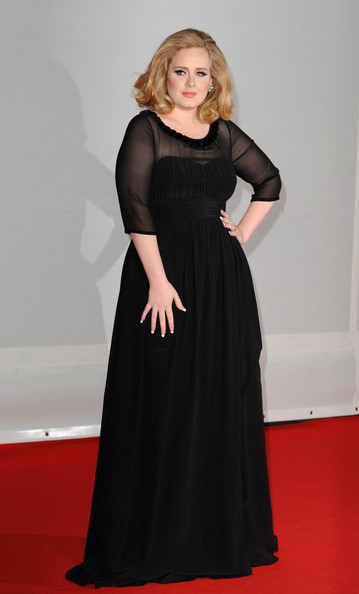 More Pics of Adele Evening Dress (1 of 8) - Adele Lookbook - StyleBistro