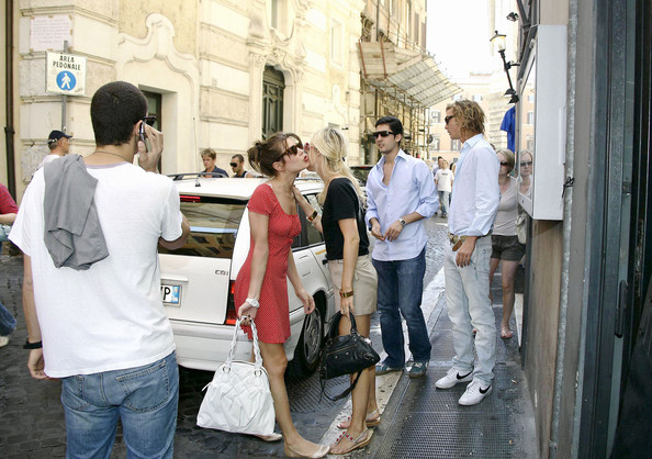 More Pics of Charlotte Casiraghi Leather Bowler Bag (1 of 4) - Charlotte Casiraghi Lookbook - StyleBistro
