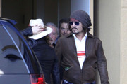 Johnny Depp and Vanessa Paradis Photo