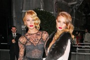 Rosie Huntington-Whiteley and Candice Swanepoel Photo