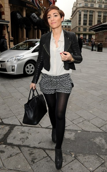 More Pics of Frankie Sandford Leather Jacket (1 of 5) - Frankie Sandford Lookbook - StyleBistro