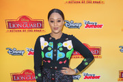 Tia Mowry Mini Dress