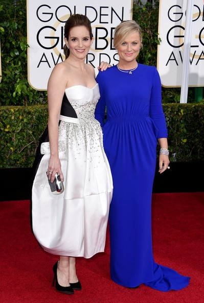 Arrivals at the Golden Globe Awards
