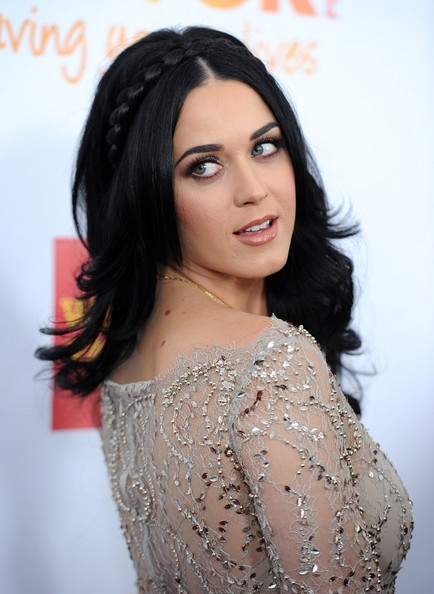 More Pics of Katy Perry Beaded Dress (1 of 13) - Katy Perry Lookbook - StyleBistro
