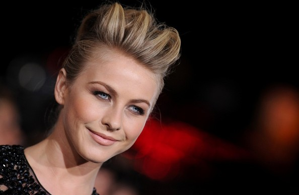 More Pics of Julianne Hough Pompadour (3 of 12) - Updos Lookbook - StyleBistro