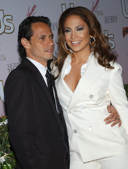 More Pics of Jennifer Lopez Pantsuit (1 of 21) - Jennifer Lopez Lookbook - StyleBistro