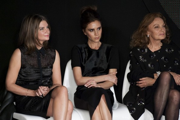 Victoria Beckham at the Woolmart International Awards