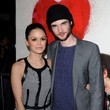 Rachel Bilson and Tom Sturridge