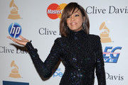 Whitney Houston Beaded Dress