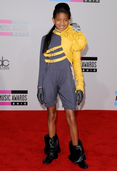 Willow Smith Flat Boots []
