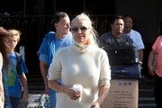 Yolanda Foster Turtleneck