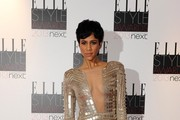 Zawe Ashton Beaded Dress