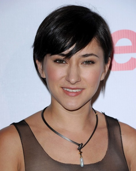 Zelda Williams Short Cut With Bangs []