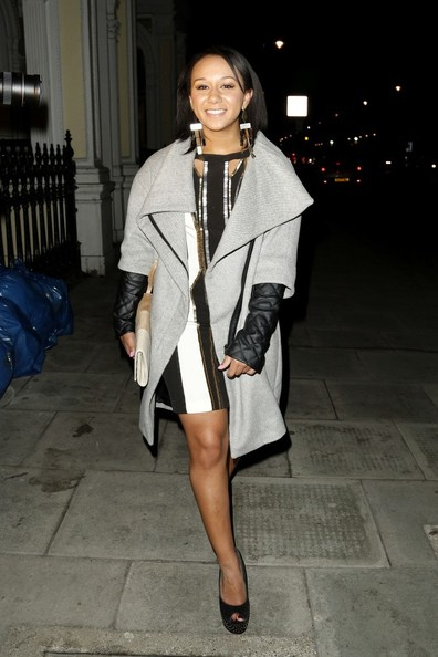 Zoe Smith Wool Coat