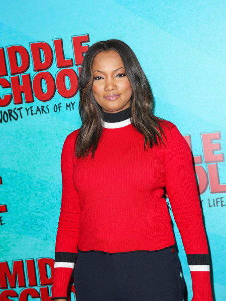 More Pics of Garcelle Beauvais Turtleneck (1 of 3) - Tops Lookbook - StyleBistro