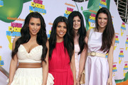 Celebrities attending the 2011 Nickelodeon's Kids' Choice Awards at the Galen Center in Los Angeles, CA.
