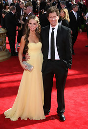 Jamie Kennedy chose to go the classic route by donning a black tie at the 61st Annual Primetime Emmy Awards.