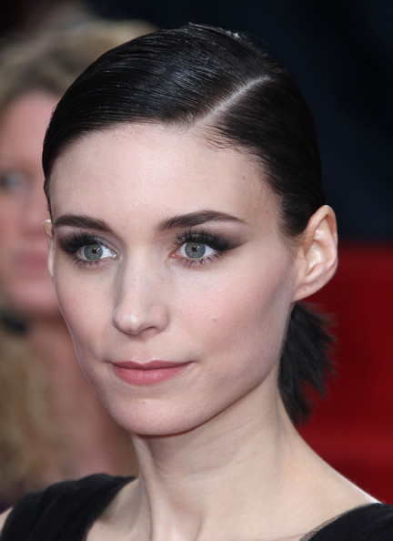 More Pics of Rooney Mara Smoky Eyes (1 of 13) - Rooney Mara Lookbook - StyleBistro