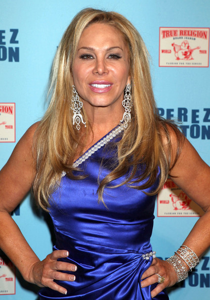 Adrienne Maloof Diamond Chandelier Earrings