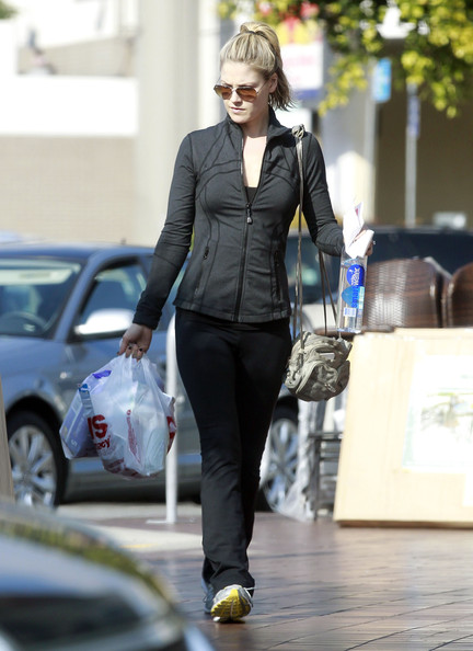 Ali Larter Fabric Bag