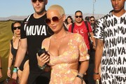 Amber Rose Cutout Dress
