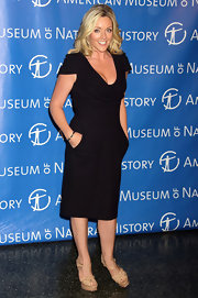 Jane Krakowski looked chic in an LBD for the Natural History's Annual Museum Gala.