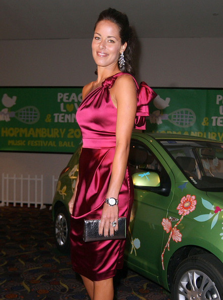 Ana Ivanovic One Shoulder Dress