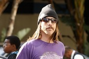 Anthony Kiedis Shield Sunglasses