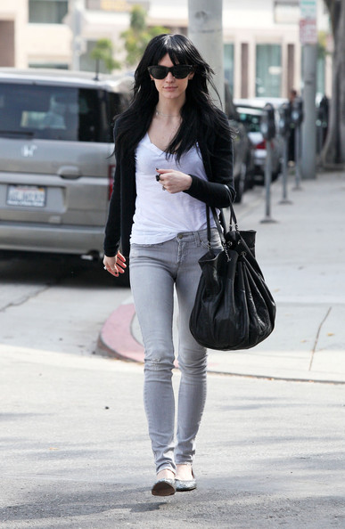 More Pics of Ashlee Simpson Cateye Sunglasses (1 of 8) - Ashlee Simpson Lookbook - StyleBistro