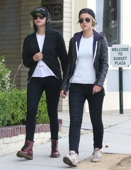 More angles of ashley benson skinny jeans