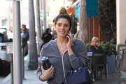 Ashley Greene Crosstrainers