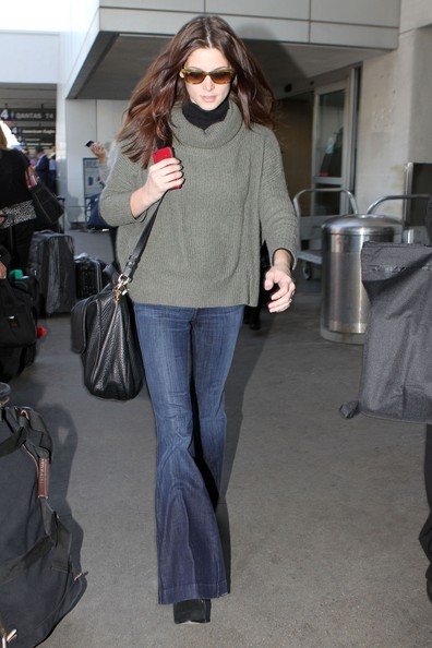 Ashley Greene Flare Jeans